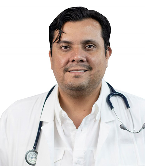 Dr. Óscar Arauz