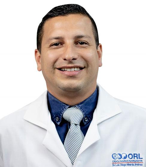 Dr. Luis D. Miranda